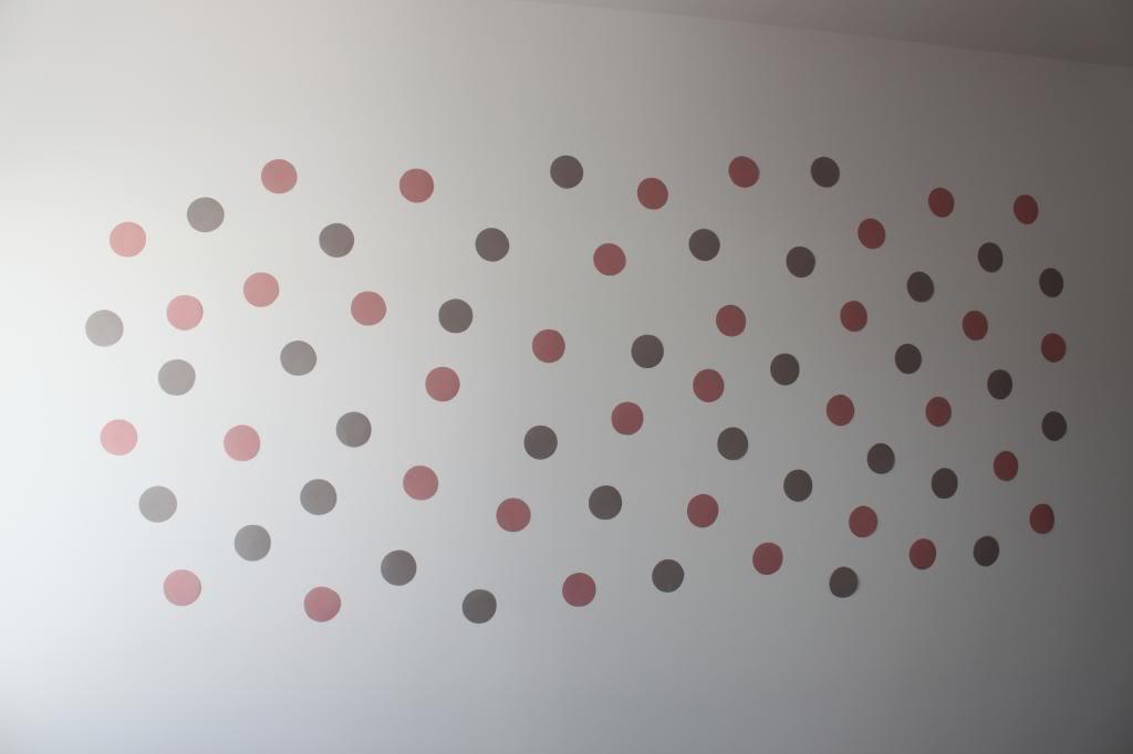 DIY – Des pois sur vos murs graphic