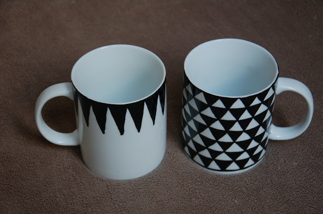 DIY – Mugs graphiques graphic