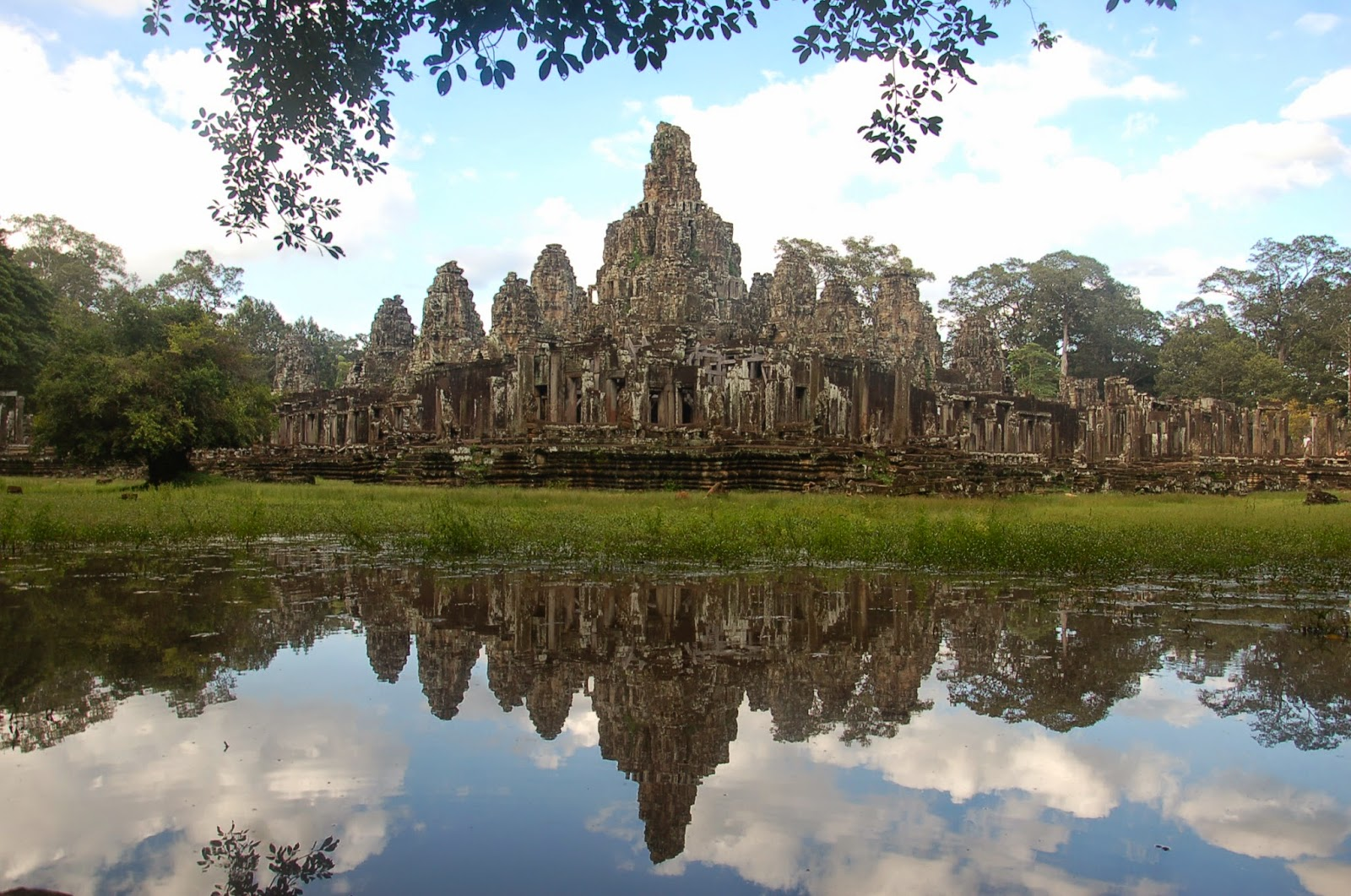 Les temples d'Angkor – Cambodge graphic